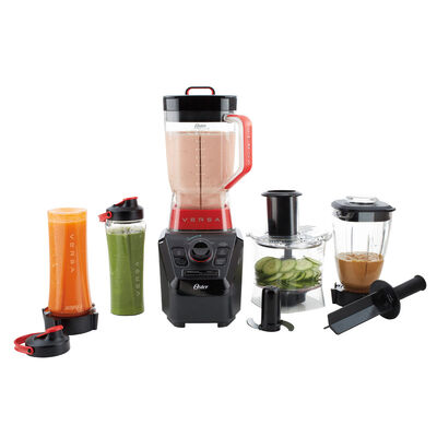 Oster® Versa® Performance Blender With Food Processor And Blend-N-Go® Cups and 4-Cup Mini-Jar