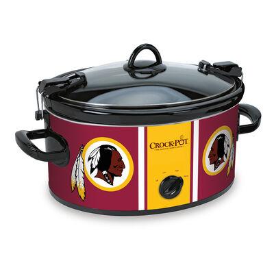 Washington Redskins NFL Crock-Pot® Cook & Carry™ Slow Cooker