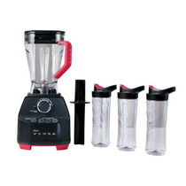 Oster® Versa® Performance Blender with 3 Smoothie Bottles & 2 Mini Storage Jars