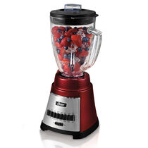 Oster® Exact Blend™ 300 Blender - Metallic Red