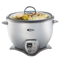 Oster® 20-Cup Rice Cooker with Sauté Feature