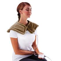 Sunbeam® Renue® Tension Relief Heating Wrap, Brown