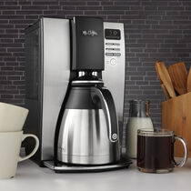 Mr. Coffee® Optimal Brew™ 10-Cup Programmable Coffee Maker with Thermal Carafe, BVMC-PSTX91-RB