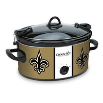 New Orleans Saints NFL Crock-Pot® Cook & Carry™ Slow Cooker
