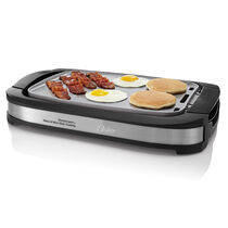 Oster® Titanium Infused DuraCeramic™ Reversible Grill/Griddle