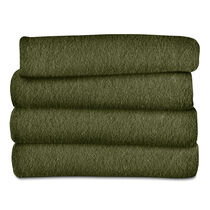 Sunbeam® Fleece Heated Throw, Ivy