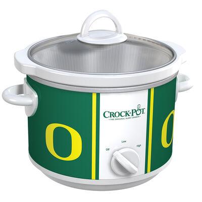 Oregon Ducks Collegiate Crock-Pot® Slow Cooker