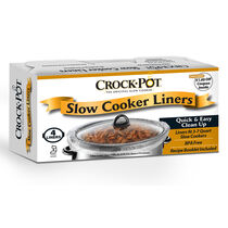 Crock-Pot® Slow Cooker Liners, Set of 4