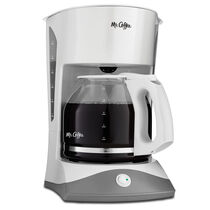 Mr. Coffee® Simple Brew 12 Cup Switch Coffee Maker
