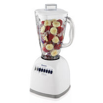 Oster® Simple Blend™ 100 Blender - White - Plastic Jar