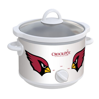Arizona Cardinals NFL Crock-Pot® Slow Cooker