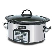 Crock-Pot® 6.5-Quart Slow Cooker featuring Smart Cook™ Technology