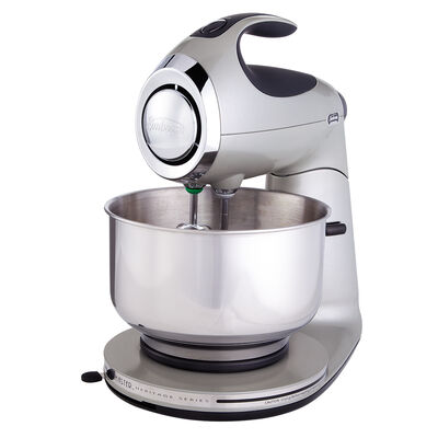 Sunbeam® Heritage Series® Stand Mixer, Silver