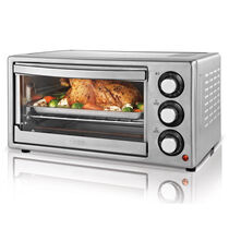 Oster® 6-Slice Convection Countertop Oven, Stainless Steel