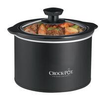 Crock-Pot® 1.5-Quart Slow Cooker, Black