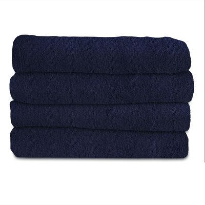 Sunbeam® Microplush Heated Throw, Royal Blue