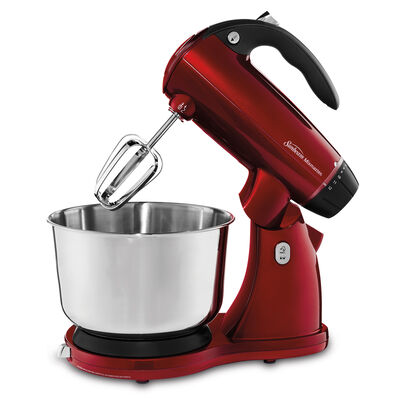 Sunbeam® Mixmaster® Stand Mixer, Candy Apple Red