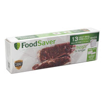 FoodSaver® 13 Vacuum-Seal Gallon Bags