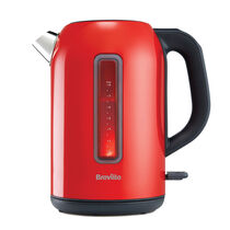 Colour Collection 1.7L Jug Kettle, Red