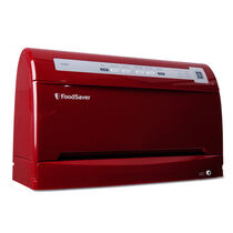 The FoodSaver® V3461 Vacuum Sealing System - Cinnamon Red