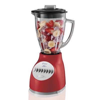 Oster® 14-Speed Blender - Red