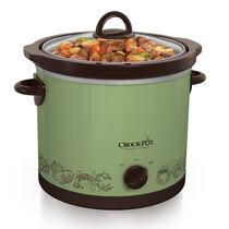 Crock-Pot® Manual Slow Cooker, Vintage Green