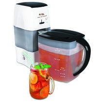 Iced Tea Maker, 3-Qt., Black