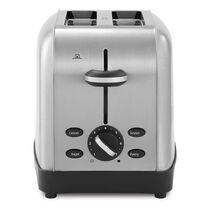 Oster® 2-Slice Toaster, Brushed Stainless Steel