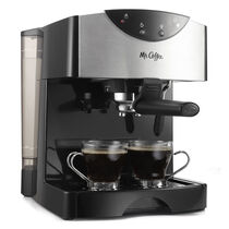 Mr. Coffee® Pump Espresso Maker