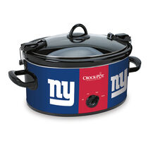 New York Giants NFL Crock-Pot® Cook & Carry™ Slow Cooker