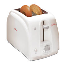 Sunbeam® 2-Slice Toaster, White
