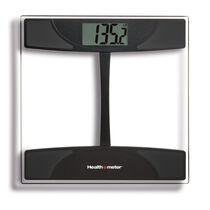 Health o meter® Glass Weight Tracking Scale
