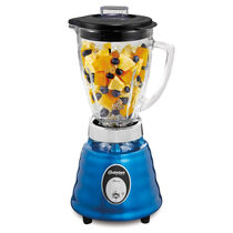 Oster®  Heritage Blend™ 400 Blender - Blue - Glass Jar