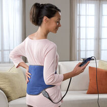 Sunbeam® Body-Shaped Heating Pad with Hot & Cold Pack