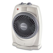 Holmes® Pivoting Heater Fan with ViziHeat™ Technology
