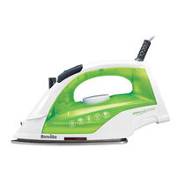 Easy Glide Safe-Store 2200w Steam Iron, Stainless Steel Soleplate