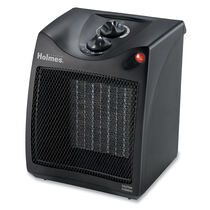 Holmes® Compact Ceramic Heater with Manual Thermostat