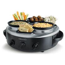 Crock-Pot® Triple Dipper® Food Warmer