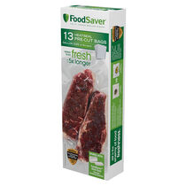 FoodSaver® Gallon Heat-Seal Bags, 13 Count