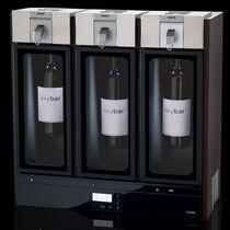 skybar® Triple Wine System, Espresso Brown