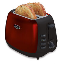 Oster® 2-Slice Toaster, Red