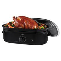 Oster® Roaster Oven with Self-Basting Lid, 18-Quart
