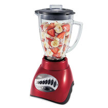 Oster® Precise Blend™ 200 Blender - Metallic Red