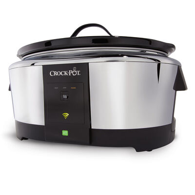 Crock-Pot® 6-Quart. Smart Slow Cooker with WeMo®