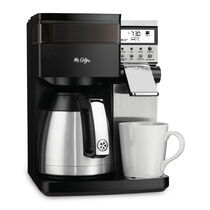 Mr. Coffee® Perfect Choice Coffee Maker with Thermal Carafe and Gold Tone Filter, Stainless, BVMC-PCTX95-GTF