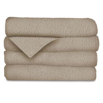 Sunbeam® Twin LoftTec™ Heated Blanket, Mushroom