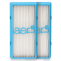 aer1® HAPF30ATD HEPA Type Total Air with Dust Elimination Replacement Filter - Double Pack