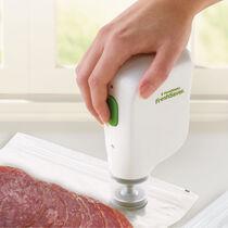 FoodSaver® FreshSaver® Handheld V0051 Rechargeable Vacuum Sealing System, White