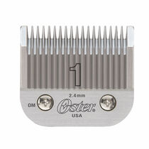 Oster® Detachable Blade Size 1 Fits Classic 76, Octane, Model One, Model 10, Outlaw Clippers