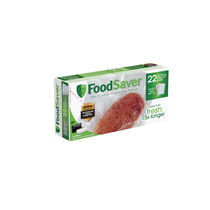 FoodSaver® Quart Size Heat-Seal Vacuum Sealer Bags, 22 Count